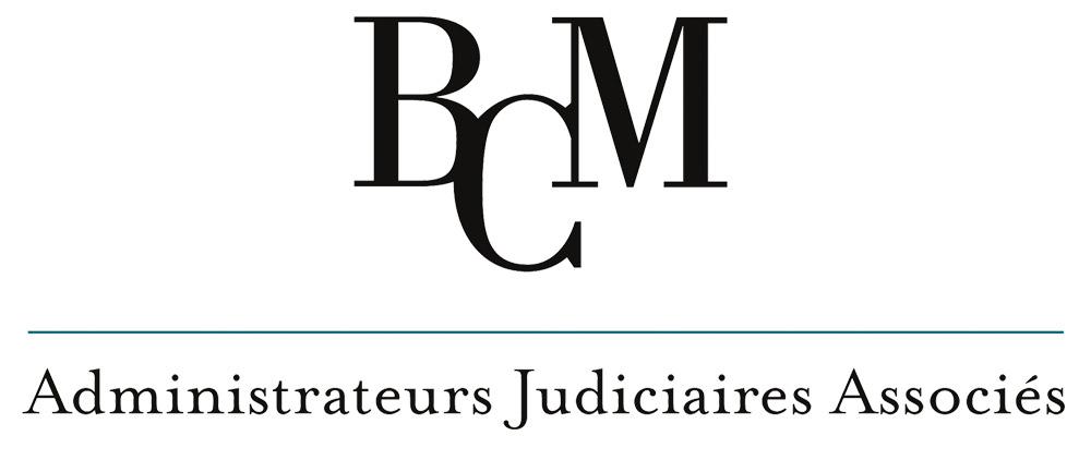 Mentions légales logo BCM